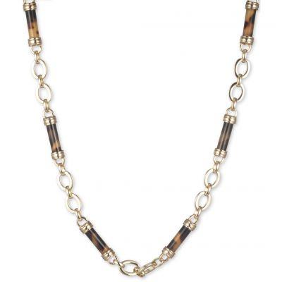 Ladies Lauren Ralph Lauren Plated Necklace 60515385-358