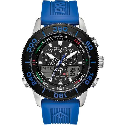 Citizen Eco-Drive Promaster Sailhawk Marine Blue Watch JR4068-01E