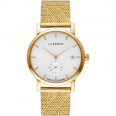 Ladies LLARSEN Helena Watch 137GWG3-MSG3-18