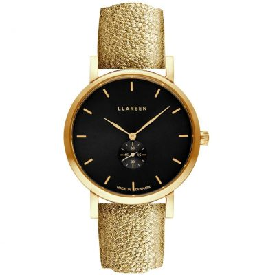 Ladies LLARSEN Josephine Watch 144GBG3-GGOLD18