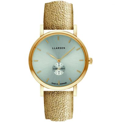 Ladies LLARSEN Josephine Watch 144GTG3-GGOLD18