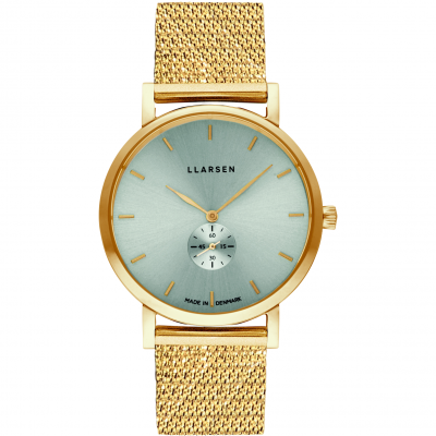 Ladies LLARSEN Josephine Watch 144GTG3-MSG3-18
