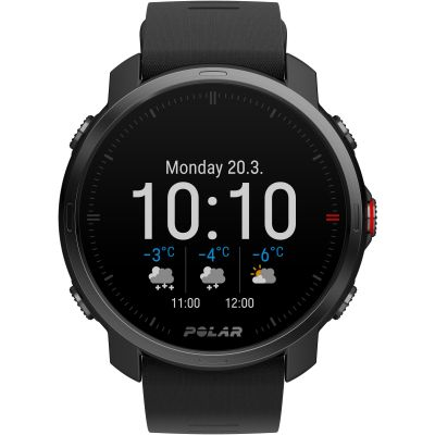 Polar Grit X Bluetooth Smartwatch M/L 90081734