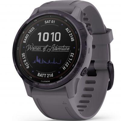 Unisex Garmin fenix 6S Pro Solar Bluetooth Smartwatch 010-02409-15