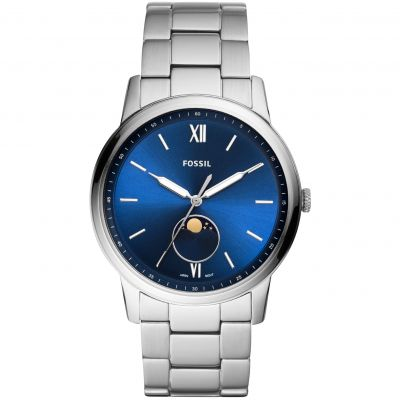 Fossil The Minimalist Moonphase Watch FS5618