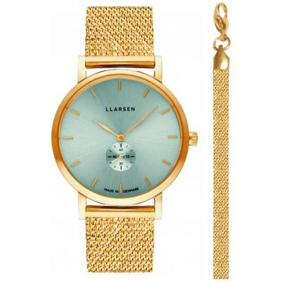 Ladies LLARSEN Josephine Watch 144GTG3-MGS3-18-LS-BMSG3-6