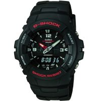 Zegarek męski Casio G-Shock Antimagnetic G-100-1BVMUR