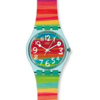 Orologio da Unisex Swatch Color The Sky GS124