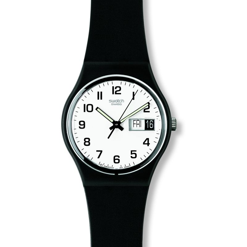 Herren Swatch Once Again Watch GB743