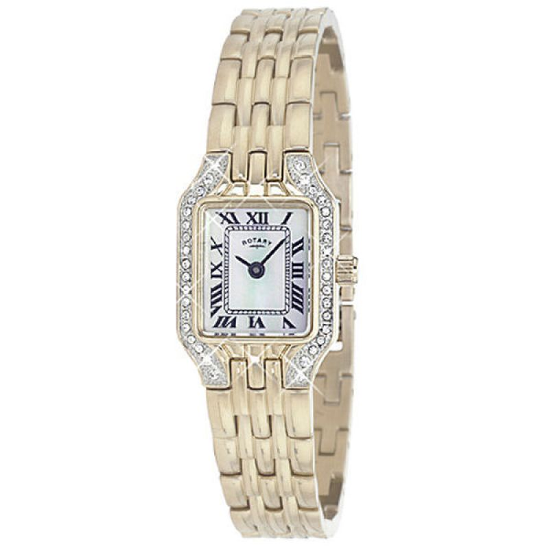 Ladies Rotary Watch LB02411/41