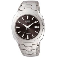 Mens Citizen Titanium Watch BM6560-54H