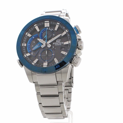 homme casio edifice bluetooth montre eqb 800db 1aer. Black Bedroom Furniture Sets. Home Design Ideas