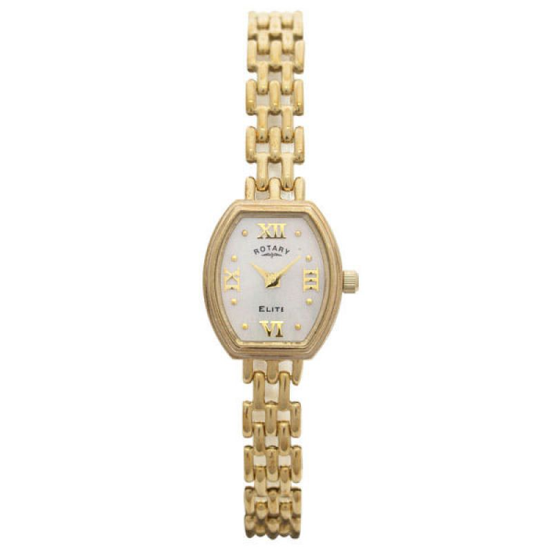 Ladies Rotary 9ct Gold Watch LB10212/07