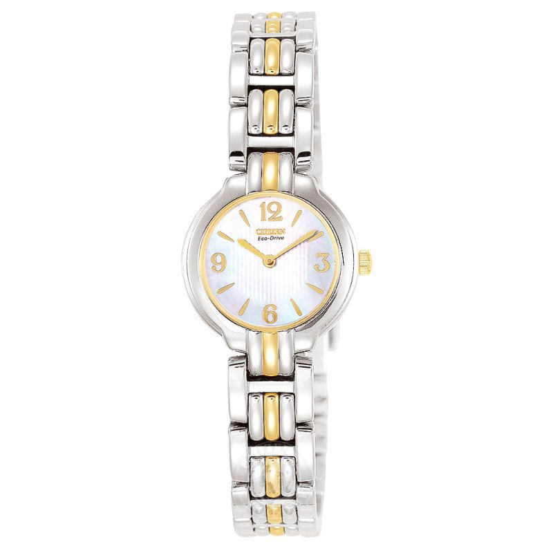 Ladies Citizen Silhouette Watch EW8694-52D