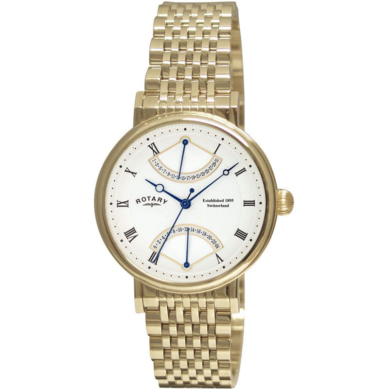 Mens Rotary Vintage Watch GB02392/44