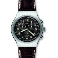 Herren Swatch Your Turn Chronograph Watch YOS413