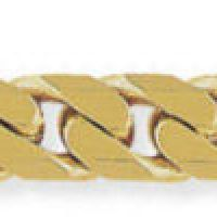 Tight-Linked schwer Fassung Armband 8.5in/21cm