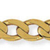 Identity Curb Bracelet 8.25/20cm