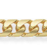 Bombe Curb Bracelet 7.5 inch/18.5cm