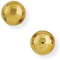 7mm Ball Stud Ohrringe