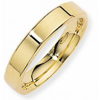 4mm Flat-Court Band Size N