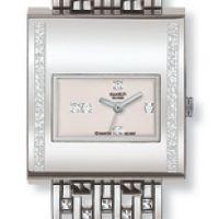 Damen Swatch Chroma-Lux Uhr