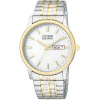 Herren Citizen Eco-Drive Watch BM8454-93A