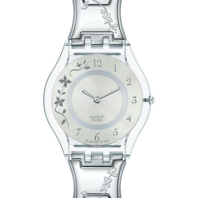 femme Swatch Skins Climber Flowery Watch SFK300G