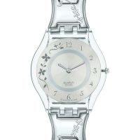 Damen Swatch Skins Climber Flowery Watch SFK300G