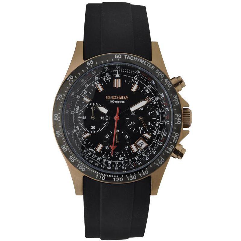 Herren Sekonda Chronograph Watch 3101