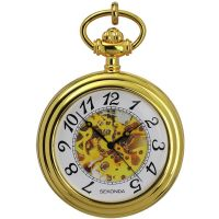 poche Sekonda Pocket Skeleton Watch 1110