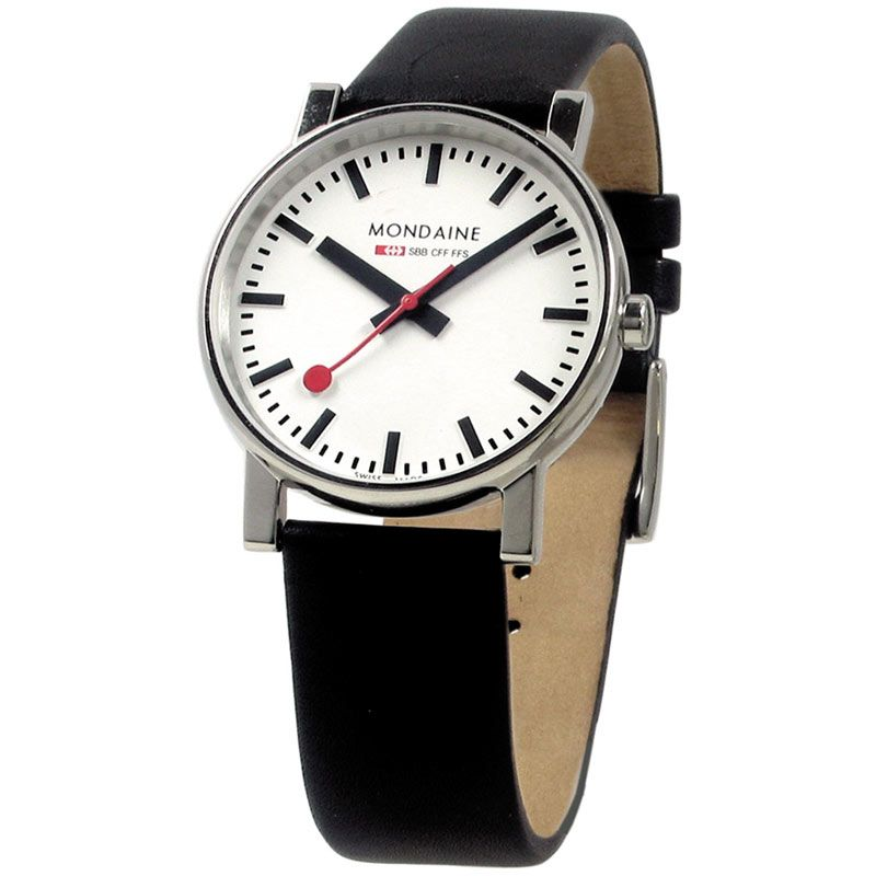 Herren Mondaine Swiss Railways Evo Watch A6583030011SBB