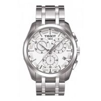homme Tissot Couturier Chronograph Watch T0356171103100