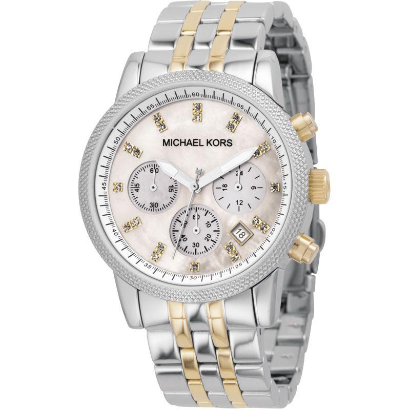 Ladies Michael Kors Ritz Chronograph Watch