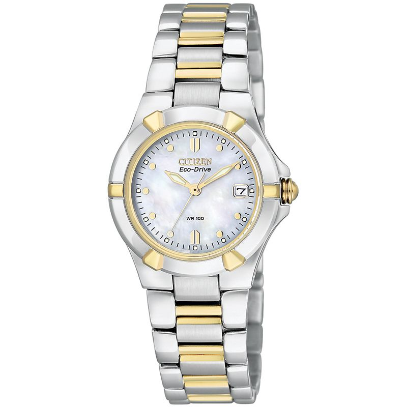 Damen Citizen Eco-Drive Watch EW1534-57D