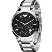 Herren Emporio Armani Chronograph Watch AR2434