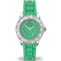 Sekonda Party Time Dameshorloge Groen 4315