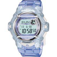femme Casio Baby-G Alarm Chronograph Watch BG-169R-6ER
