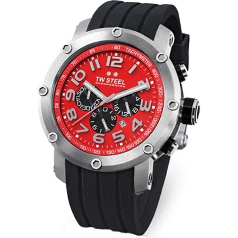 Mens TW Steel Grandeur Tech Chronograph 45mm Watch