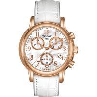 Damen Tissot Dressport Chronograph Watch T0502173611200