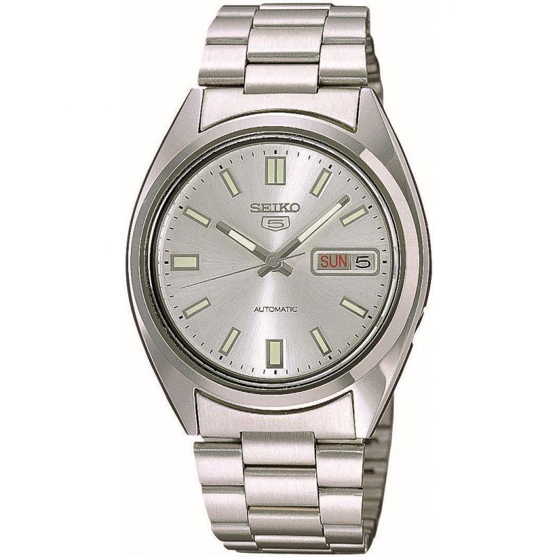 Mens Seiko 5 Automatic Watch