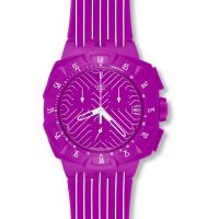 Unisexe Swatch Rose Montre