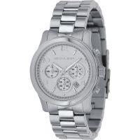 Damen Michael Kors Runway Chronograf Uhr