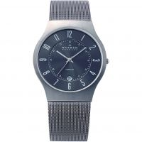 Mens Skagen Grenen Titanium Watch
