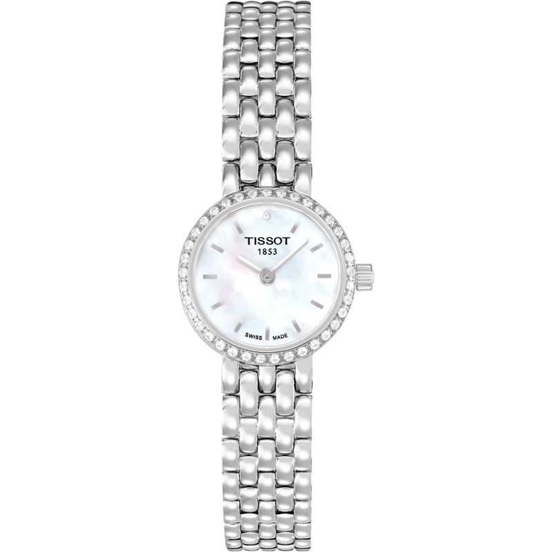 Ladies Tissot Lovely Diamond Watch