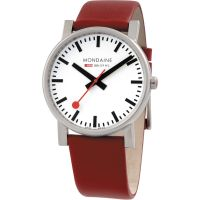 Mens Mondaine Swiss Railways Evo Watch