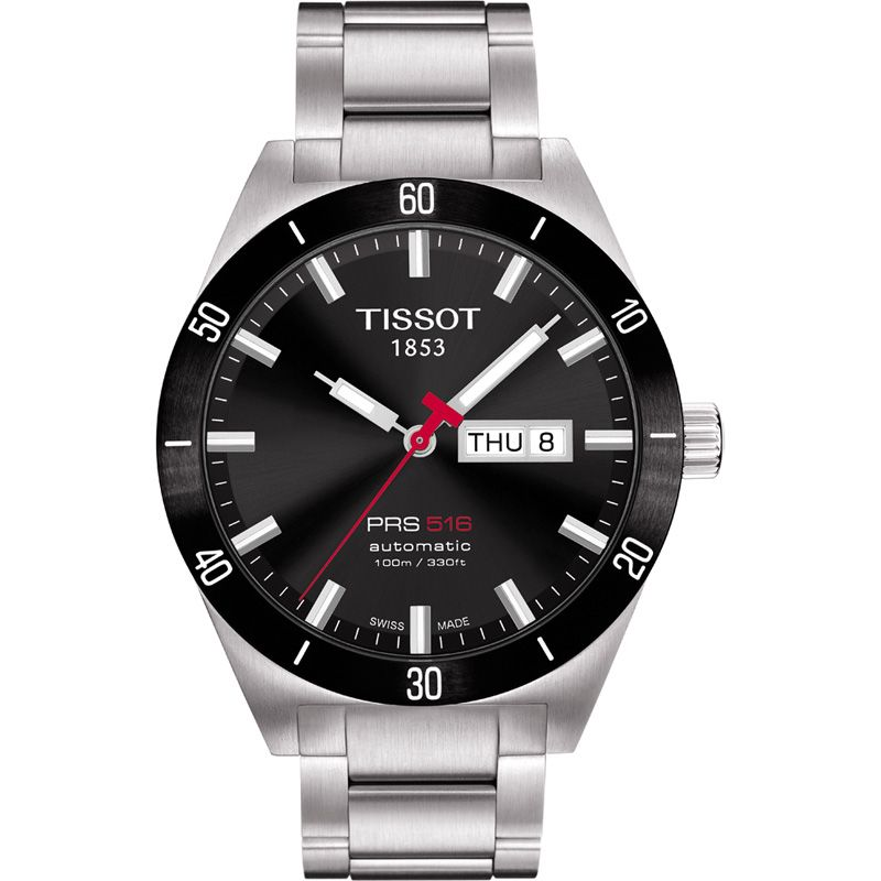 Mens Tissot PRS516 Automatic Watch T0444302105100