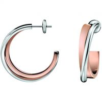 Calvin Klein Jewellery Coil Earrings JEWEL