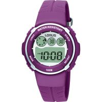 Kinder Lorus Alarm Chronograph Watch R2379DX9