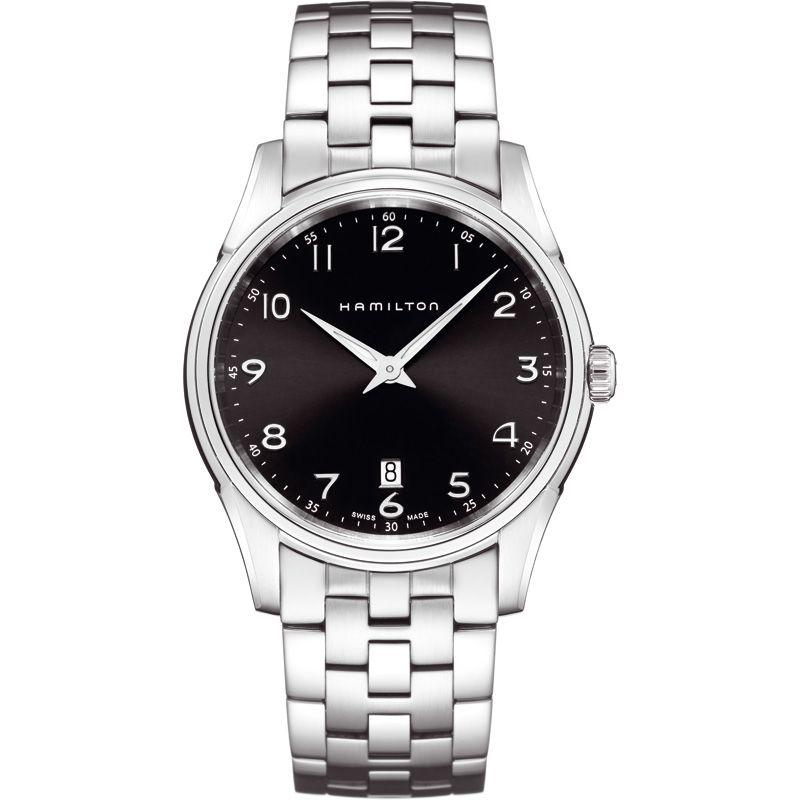 Herren Hamilton Jazzmaster Thinline Watch H38511133